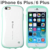 [iPhone 6s Plus/6 Plus専用]iFace First Class Pastelケース(ホワイト/ミント)