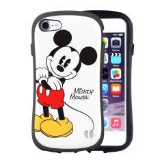 [iPhone 8/7専用]ディズニーキャラクターiFace First Classケース(オールドミッキーマウス)
