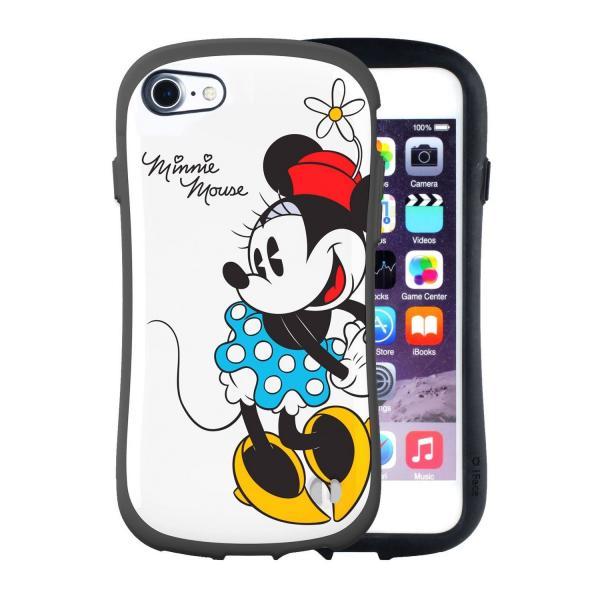[iPhone 8/7専用]ディズニーキャラクターiFace First Classケース(オールドミニーマウス)