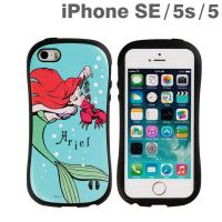 [iPhone SE/5s/5専用]ディズニーキャラクターiFace First Classケース(ガールズシリーズ/アリエル)