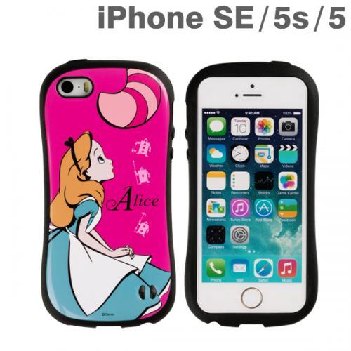 [iPhone SE/5s/5専用]ディズニーキャラクターiFace First Classケース(ガールズシリーズ/アリス)