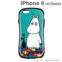 [iPhone 6s/6専用]ムーミンiFace First Classケース(ムーミン)