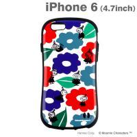 [iPhone 6s/6専用]ムーミンiFace First Classケース(リトルミイ/パターン)