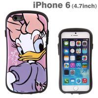 [iPhone 6s/6専用]ディズニーキャラクターiFace First Classケース(ディジーダック/アップ)