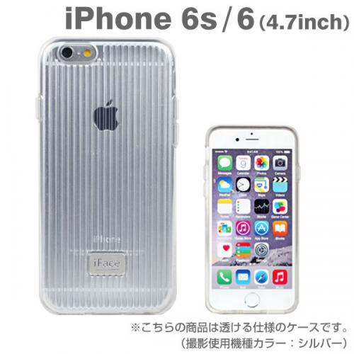 [iPhone 6s/6専用]iFace style ケース(Stripe)