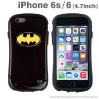 [iPhone 6s/6専用]BATMAN/バットマン iFace First Classケース(バットマン/エンブレム)