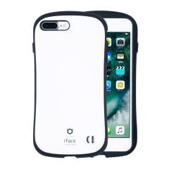 [iPhone 8Plus/7Plus 専用]iFace First Classケース(ホワイト)