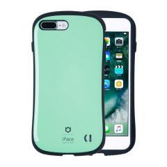 [iPhone 8Plus/7Plus 専用]iFace First Classケース(ミント)