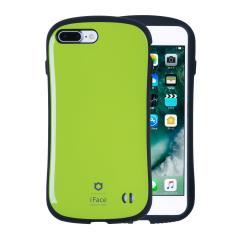 [iPhone 8Plus/7Plus 専用]iFace First Classケース(グリーン)