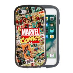 [iPhone 8/7専用]MARVEL/マーベル iFace First Classケース/コミック(HERO)