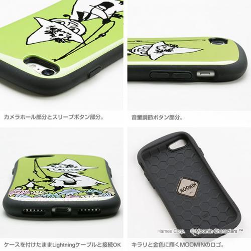 [iPhone 8/7専用]ムーミンiFace First Classケース(ムーミン)