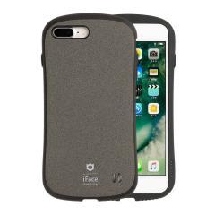 [iPhone 8Plus/7Plus 専用]iFace First Class Senseケース(グレー)
