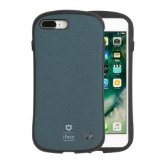 [iPhone 8Plus/7Plus 専用]iFace First Class Senseケース(ブルー)