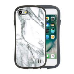 [iPhone 8/7専用]iFace First Class Marbleケース(ホワイト)
