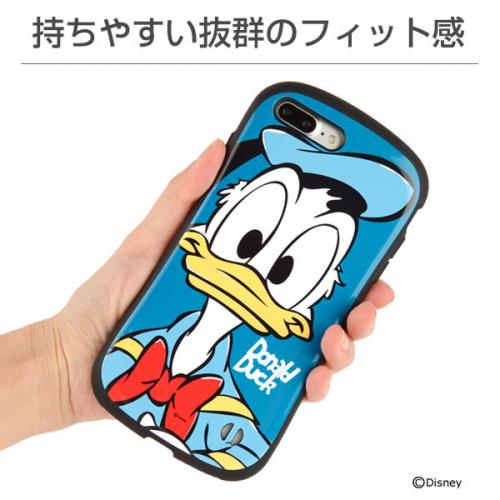 [iPhone 8Plus/7Plus 専用]ディズニーキャラクターiFace First Classケース(ミニーマウス/アップ)