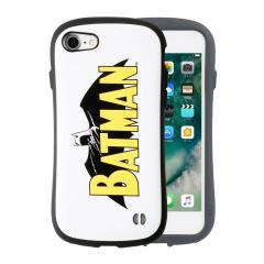 [iPhone 8/7専用]BATMAN/バットマン iFace First Classケース(バットマン/ネームロゴ)