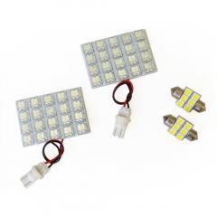 バモス HM1 2用 LED ルームランプ+T10 6点計68発 保証