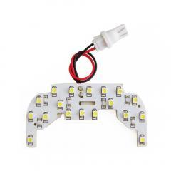 ╋MRワゴン MF21S専用 LED ルームランプ+T10 計34発 SMD仕様※クリックポスト発送