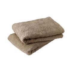 バスタオル 同色2枚セット ファーリー Furry 日本製 グレーベージュ2枚