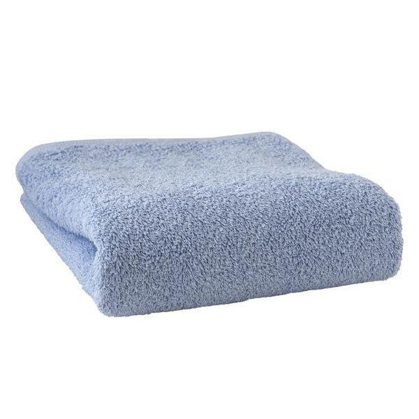 バスタオル 制菌 防臭 ホテルスタイル タオル 日本製 1枚 スモークブルー