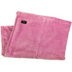 コットン ブランケット 綿 毛布 日本製 1枚 ラズベリーピンク