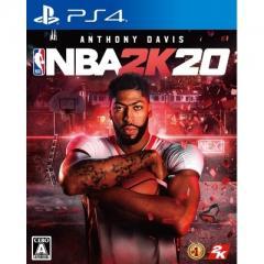 【送料無料】 【PS4】NBA 2K20