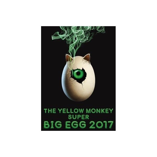 THE YELLOW MONKEY イエローモンキー / THE YELLOW MONKEY SUPER BIG EGG 2017 (Blu-ray)【BLU-RAY DISC】
