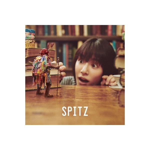 スピッツ / 見っけ 【初回限定盤】(+Blu-ray)【SHM-CD】