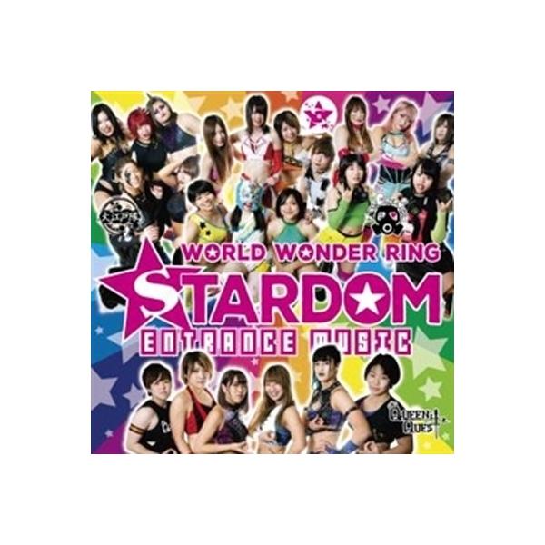 スターダム (女子プロレス) / STARDOM ENTRANCE MUSIC【CD】