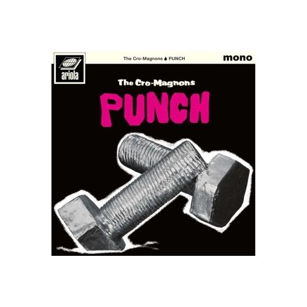 Cro-Magnon's クロマニヨンズ / PUNCH 【完全生産限定盤】(180グラム重量盤レコード)【LP】