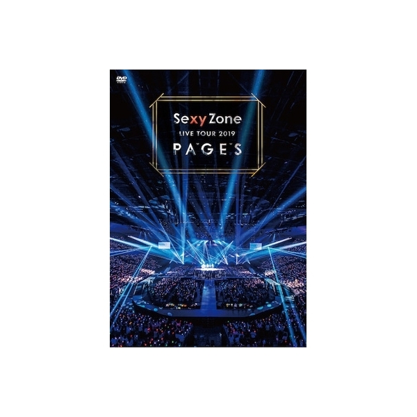 Sexy Zone / Sexy Zone LIVE TOUR 2019 PAGES【DVD】