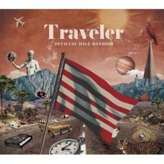 Official髭男dism / Traveler 【初回限定盤 LIVE Blu-ray盤】【CD】
