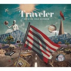 Official髭男dism / Traveler【CD】