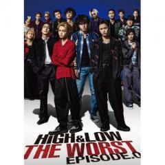 【送料無料】 HiGH & LOW THE WORST EPISODE.0 ≪DVD2枚組≫【DVD】