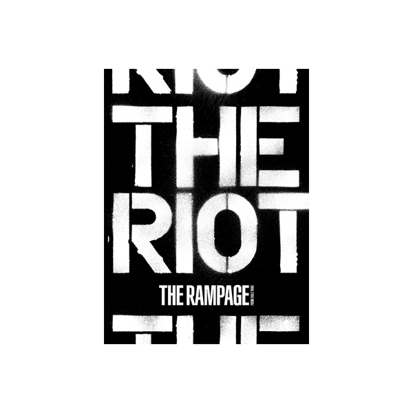 THE RAMPAGE from EXILE TRIBE / THE RIOT (CD+2DVD)【CD】