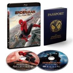 【送料無料】 スパイダーマン:ファー・フロム・ホーム ブルーレイ&DVDセット(初回生産限定)【BLU-RAY DISC】