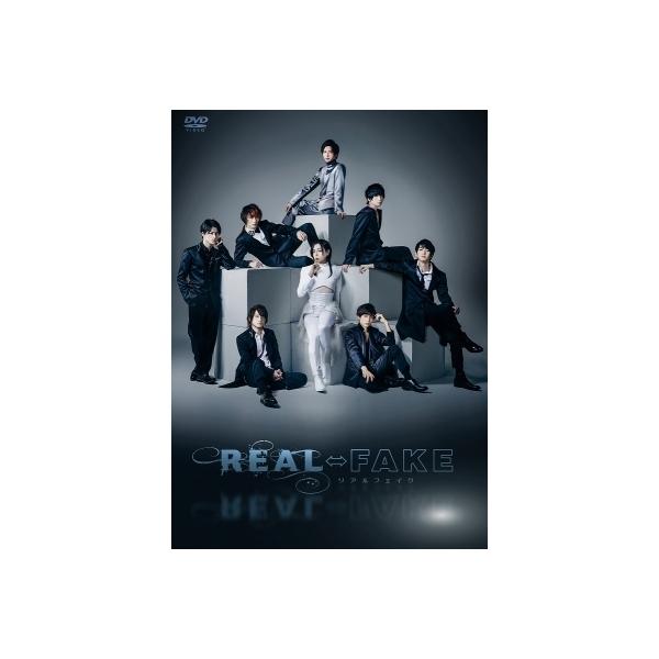 【DVD】REAL⇔FAKE 初回限定版【DVD】
