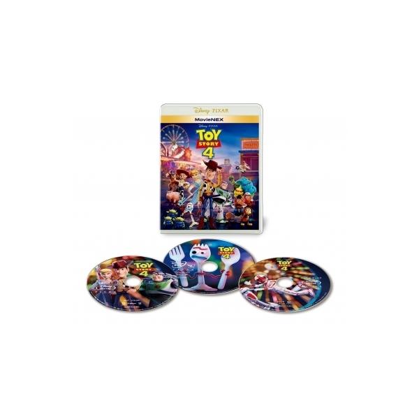 トイ・ストーリー4 MovieNEX【BLU-RAY DISC】