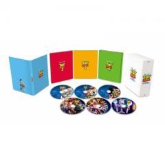 トイ・ストーリー:4ムービー・コレクション(数量限定)【BLU-RAY DISC】