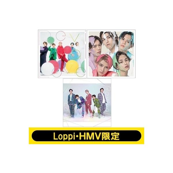 超特急 / 《Loppi・HMV限定「サヨナラは雪のあとで」CD付3形態セット》 Revival Love【CD Maxi】