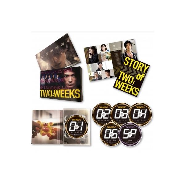【送料無料】 TWO WEEKS DVD-BOX【DVD】