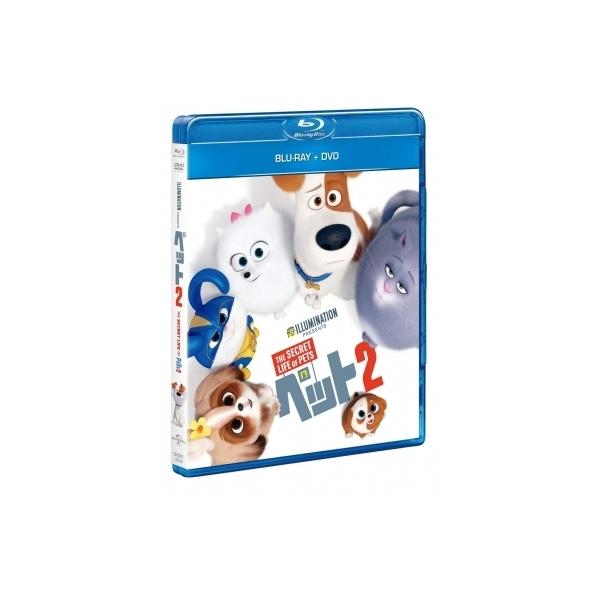 【送料無料】 ペット2 ブルーレイ+DVD【BLU-RAY DISC】