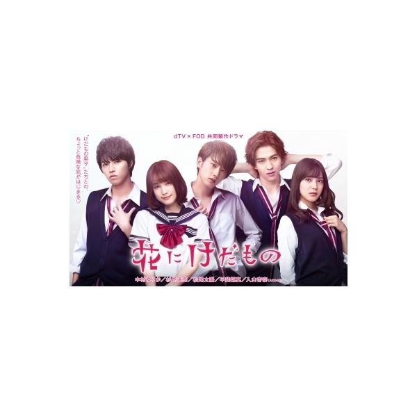 花にけだもの DVD-BOX【DVD】