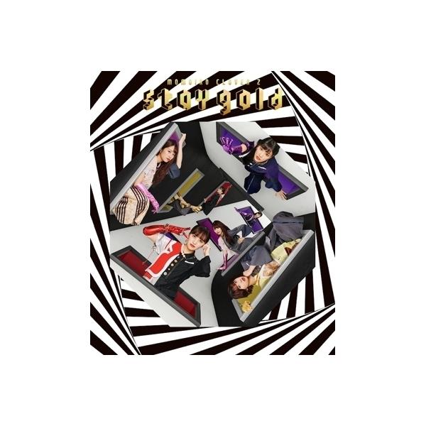 ももいろクローバーZ / Stay Gold 【初回限定盤】(+Blu-ray)【CD Maxi】