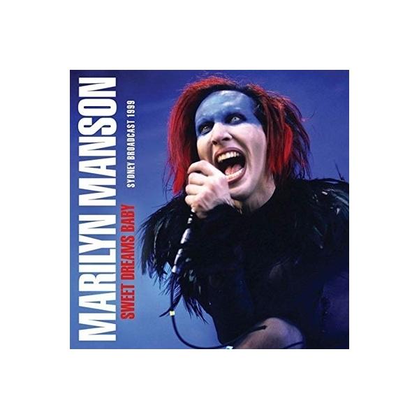 Marilyn Manson マリリンマンソン / Sweet Dreams Baby【CD】