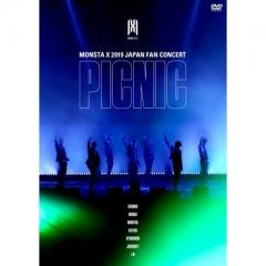 MONSTA X / MONSTA X,  JAPAN FAN CONCERT 2019【PICNIC】(2DVD)【DVD】
