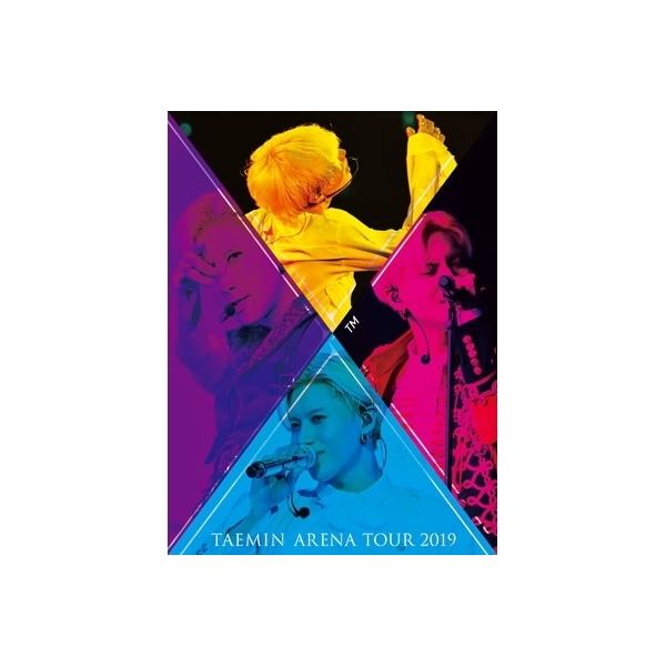 テミン (SHINee) / TAEMIN ARENA TOUR 2019 ~XTM~ 【初回限定盤】(2Blu-ray+PHOTO BOOKLET)【BLU-RAY DISC】