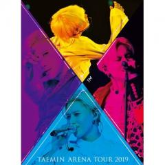 テミン (SHINee) / TAEMIN ARENA TOUR 2019 ~XTM~ 【初回限定盤】(2Blu-ray+PHOTO BOOKLET)【BLU-RAY DISC】