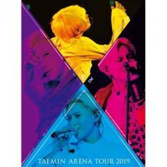 テミン (SHINee) / TAEMIN ARENA TOUR 2019 ~XTM~ 【初回限定盤】(2DVD+PHOTO BOOKLET)【DVD】