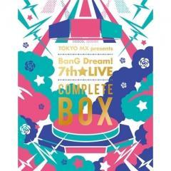 【送料無料】 BanG Dream! / TOKYO MX presents「BanG Dream! 7th☆LIVE」COMPLETE BOX【BLU-RAY DISC】